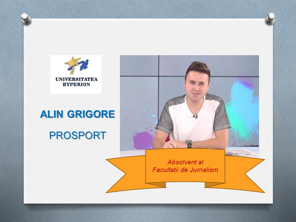 ALIN GRIGORE