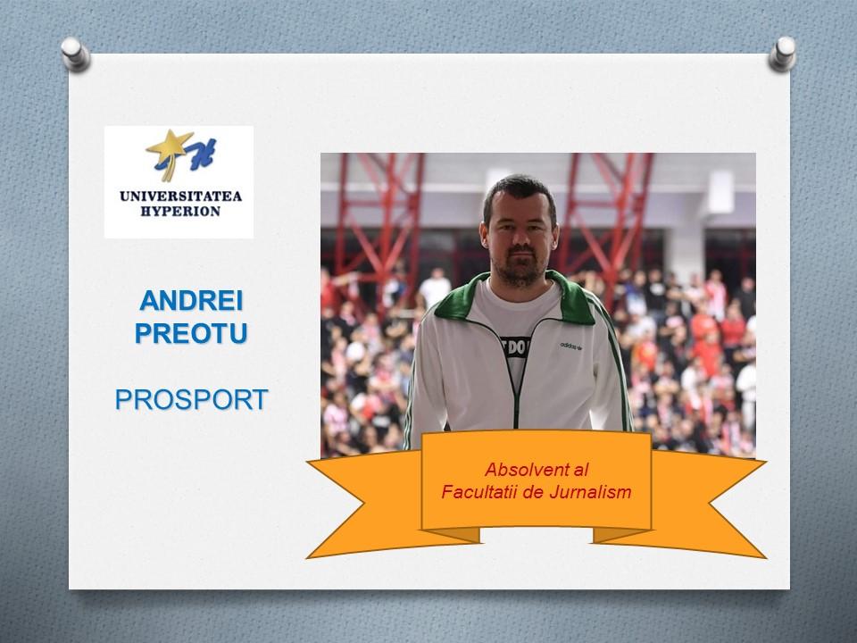ANDREI PREOTU