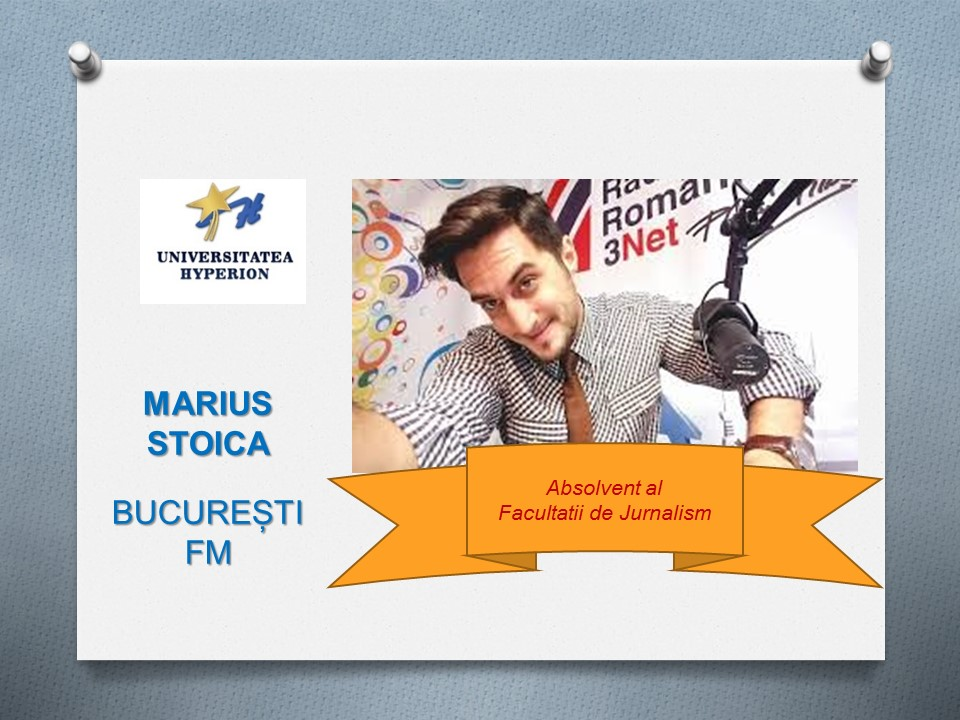 Marius stoica