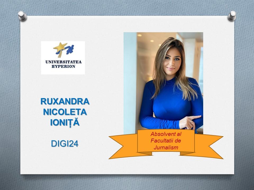 ruxandra nicoleta